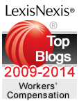 LexisNexis Top Blogs for Workers' Compensation and Workplace Issues – 2014 Honorees.