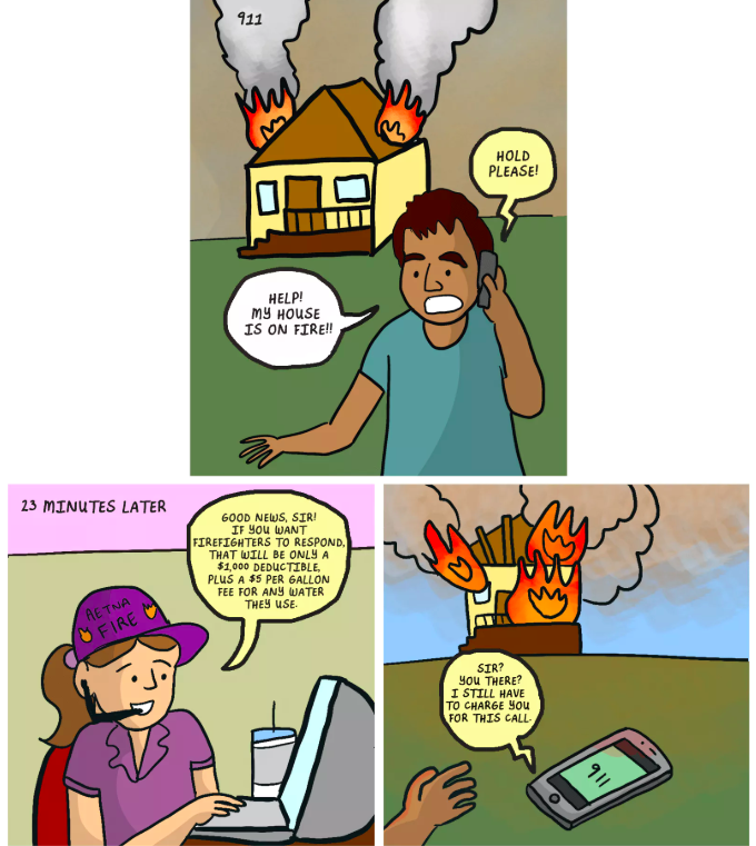 If Other Services Were Like Healthcare    | News For The